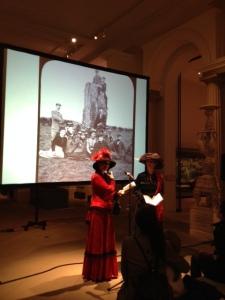 Our lantern-slide show