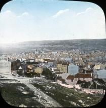 "InstArch: France: Marseille: ""Mediterranean. 5. Marseille from Notre Dame de la Garde"""