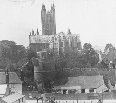 """""""Canterbury Cathedral. 38650. Newton & Co"""""""