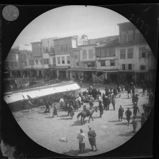 177-crete-chania-the-harbour-1895